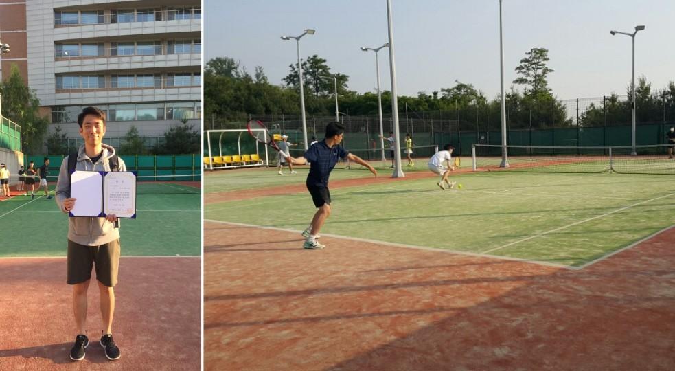 박영준-테니스